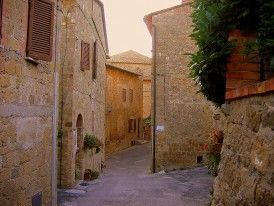 A day in Montepulciano and its surroundings.