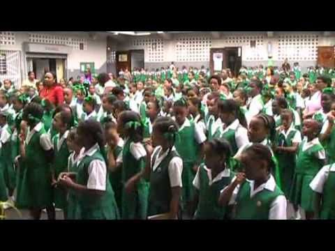 Kids Praise 1 - Catholic Children Praising God    Lead by GRACE Music Ministry, this video will definitely fill you with hope and joy.    Produced by Fully Catholic  http://www.fullycatholic.com/    Music Ministry by:- G.R.A.C.E Music Ministry http://gloriousrhythms.com/