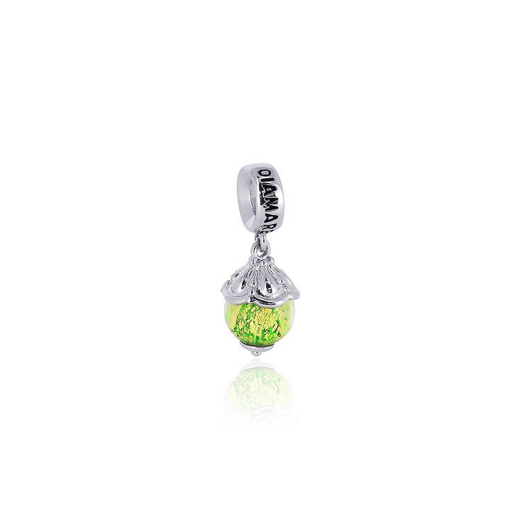 » Подвеска-перлина «Зеленая мгла»