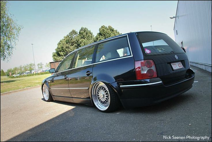 Lowered Passat Wagon | check this out passats this stanced out is pretty hard to come by let ...