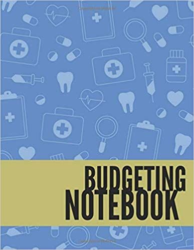 budgeting notebook money management with calendar 2018 2019 guide