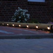 Sensorgesteuerte LED-Wegbeleuchtung 8