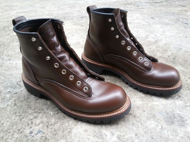 Redwing S With Shoe For Crew Soles