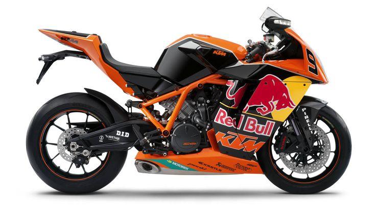 KTM RC8 RedBull race edition - next on wish list
