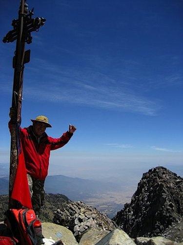 Volcano summit    www.AdmireMexicoTours.com