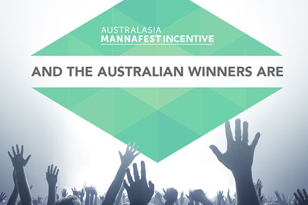 Our Australian Australasian MannaFest Incentive winners will be joining us Sydney for a weekend of recognition and celebration.