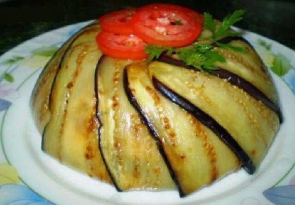 Патладжани по арабски - безумно вкусно, красиво и ефектно!