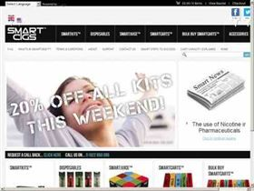 10% OFF MARCH DISCOUNT CODE  All the latest free Smart Cigs voucher codes, discount codes, discount vouchers. Valid free March 2014 voucher codes for Smart Cigs