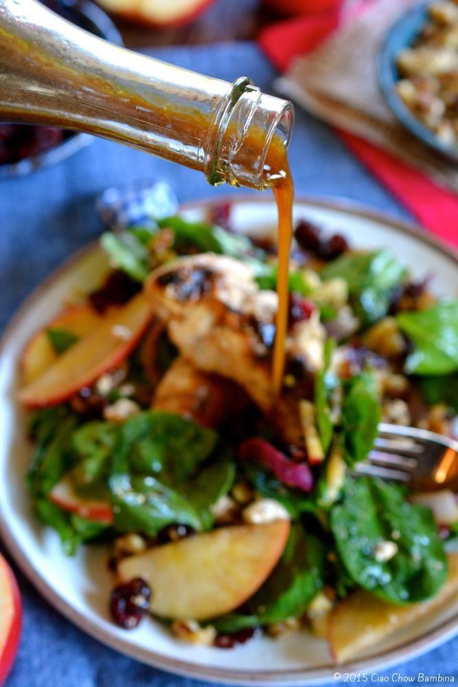 ... chicken salad for one chicken green apple and feta salad chicken green