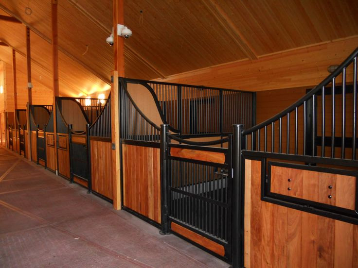 17 Best Images About European Series Horse Stalls On