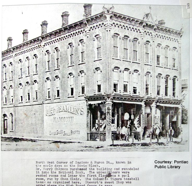 Places To Visit In Pontiac Michigan: 98 Best Pontiac MI Historical Images On Pinterest