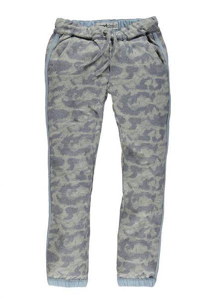 Moodstreet Moodstreet joggingbroek Jeans blauw