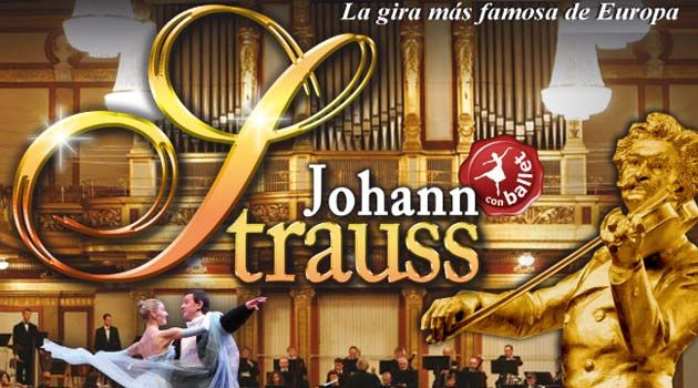 JOHANN STRAUSS: Gran concierto de año nuevo, en A Coruña. Ocio en Galicia | Ocio en Coruña. Agenda actividades. Cine, conciertos, espectaculos