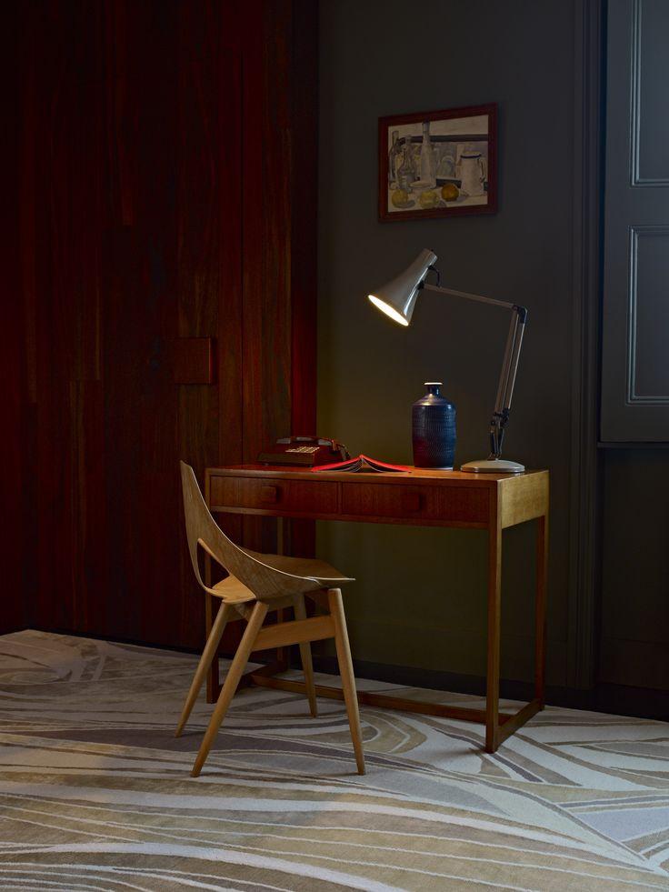 Handgefertigte Teppiche, Moderne Teppiche, Paul Smith, Wirbel, Haus Design