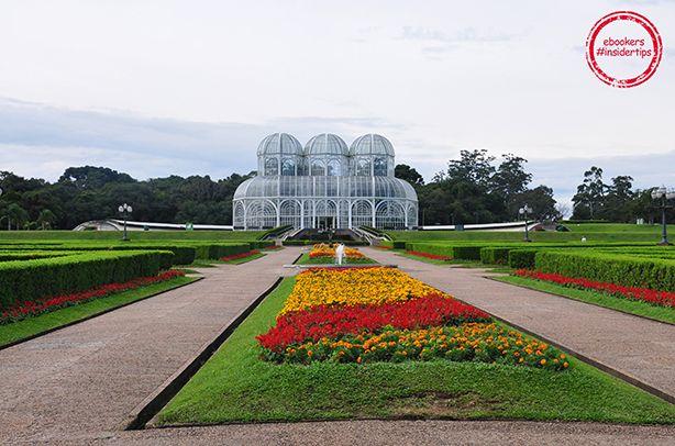 Botanischer Garten von Curitiba