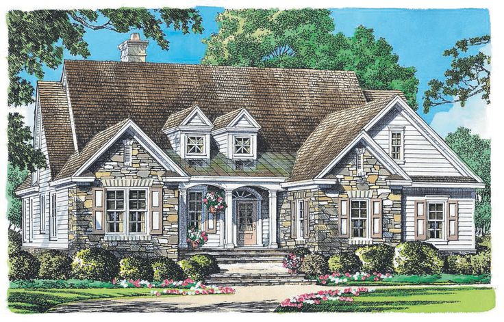 17 best images about house plans on pinterest for Brodie house plan
