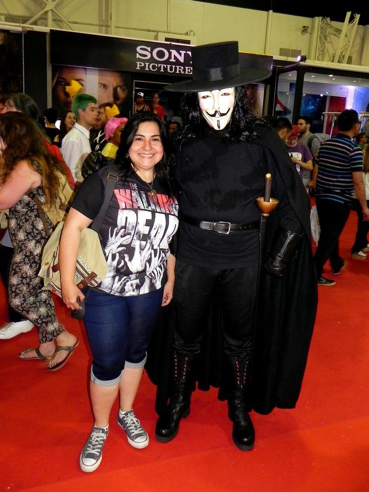 Argentina Comic Con 2016 6ª Edición, dic/2016