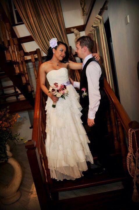 Weddingdress made by mija