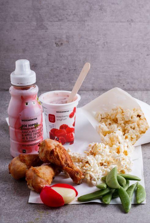 Gluten Sensitive Lunch Box Menu