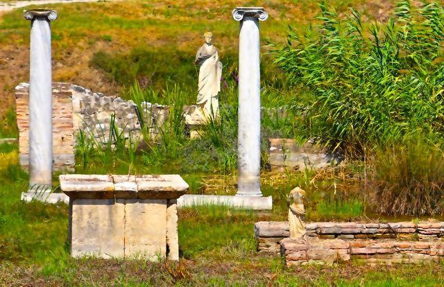 Ancient Dion, Macedonia, Greece