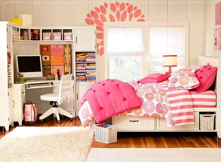 Oltre 1000 idee su piccole camere da letto teenager su pinterest ...