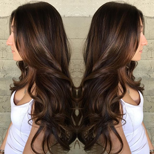 19 Best Pelo Moreno Images On Pinterest Hairstyles Hair And Haircolor