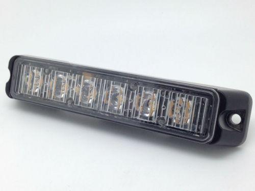 LEDTECH X14 Retningsbestemt varsellys (ECE-R65 / ECE-R10) X14 er en solid kraftig retningsbestemt varsellysmodule for montering i grill, sider og bak på alle typer kjøretøyer. Varsellyset er multivolt (12V/24V). X14 er godkjent ECE-R65, ECE-R10 som tilsier at den kan monteres lovlig og godkjennes på alle typer kjøretøyer, modulen er innehar selvfølgelig CE-merking og alle komponenter er EMC (ingen radiostøy). Alle komponenter er innebygget i X14, det er ikke behov for kontrollboks, ...