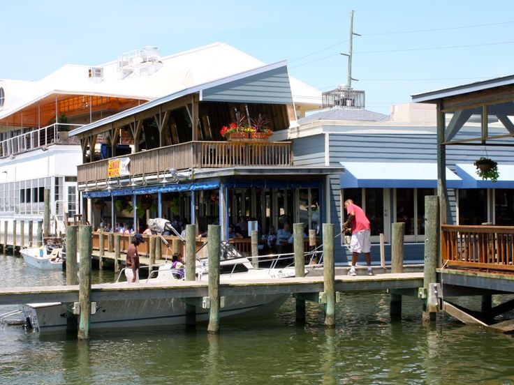 Bubba's Seafood Restaurant - Virginia Beach, VA. One of our favorites!