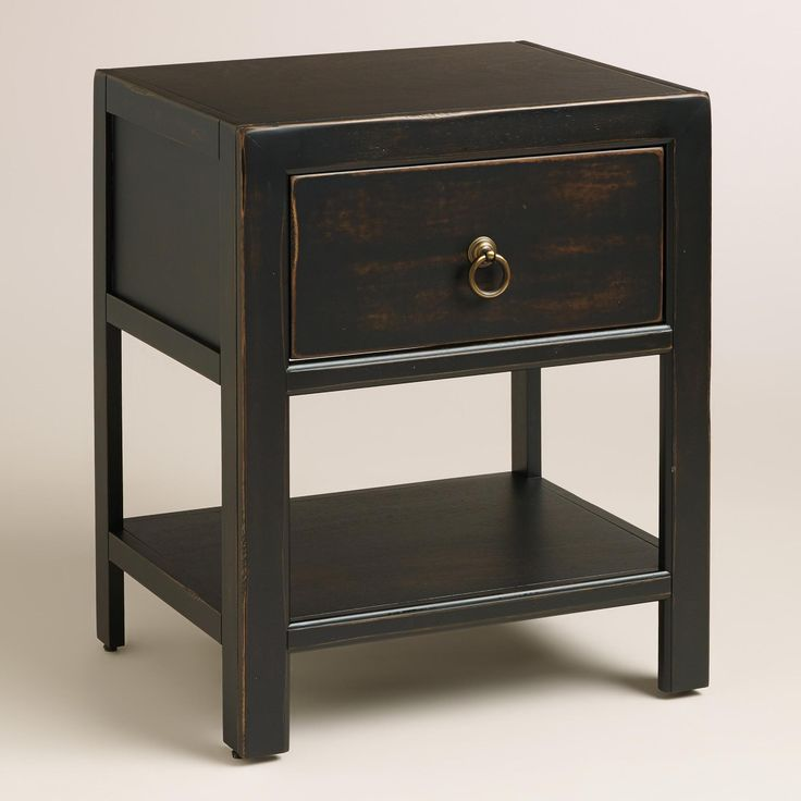 Our nightstand brings bedside organization with a