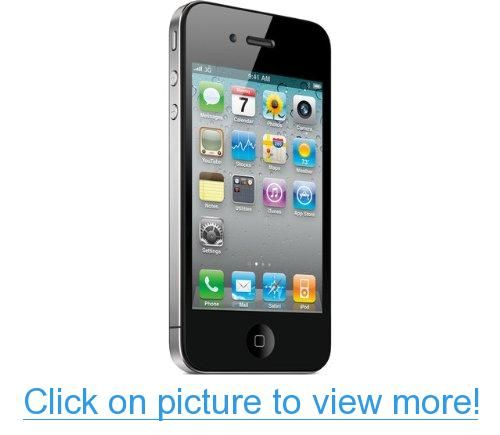 Apple iPhone 4 16GB (Black) - CDMA Verizon