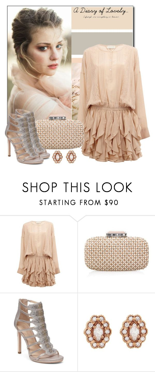 """""""Untitled #1457"""" by gallant81 ❤ liked on Polyvore featuring Faith Connexion, Oscar de la Renta, Imagine by Vince Camuto and Megan Thorne"""