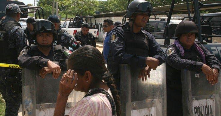 Κρατούμενοι μαχαιρώθηκαν, ξυλοκοπήθηκαν μέχρι θανάτου και αποκεφαλίστηκαν στο Μεξικό