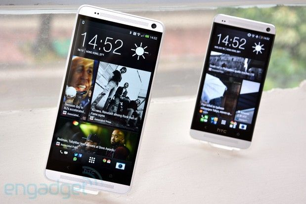 Sprint's HTC One Max pegged for November 15th release by Best Buy