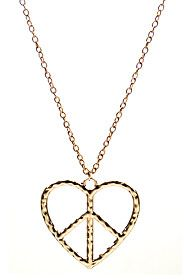 Heart Peace Pendant from Mr Price R25,99
