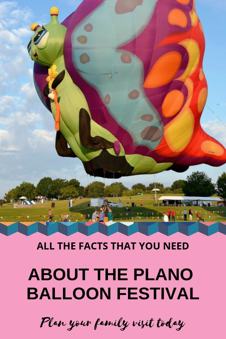 The Delicious Tandem Plano Balloon Festival Things To Do Blog