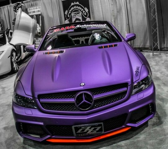 Yes, I'll take two. OK Amber, you may not have liked the purple seat covers, but just think they might be more affordable than this!!