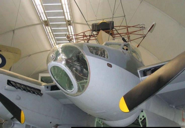 B-35 - de Havilland Mosquito - WalkAround - De havilland mosquito, De havilland, Mosquito - 웹