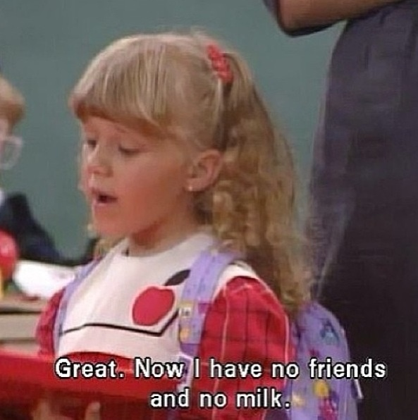 Full House Quotes 39 Best Full House Scenes Images On Pinterest  Film Quotes Movie .