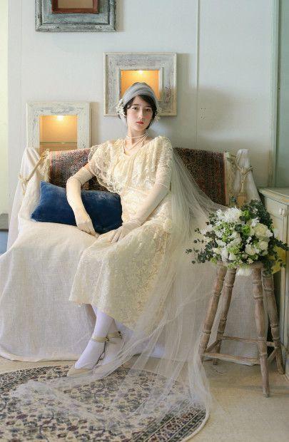 ヨーロピアン好きなら着てみたい♡ヨーロピアンドレス。ヨーロピアンなウェディングの参考にしたい結婚式・ブライダルのアイデア☆