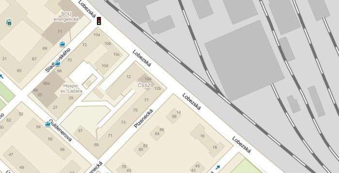 Old Maps Online: Podívejte se, jak vypadala vaše ulice před sto lety