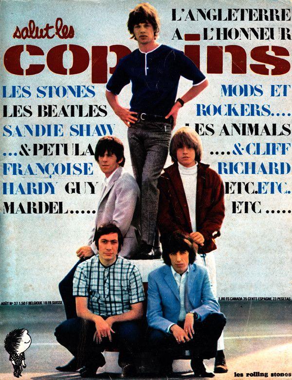 Salut Les Copains - Magazine n° 37