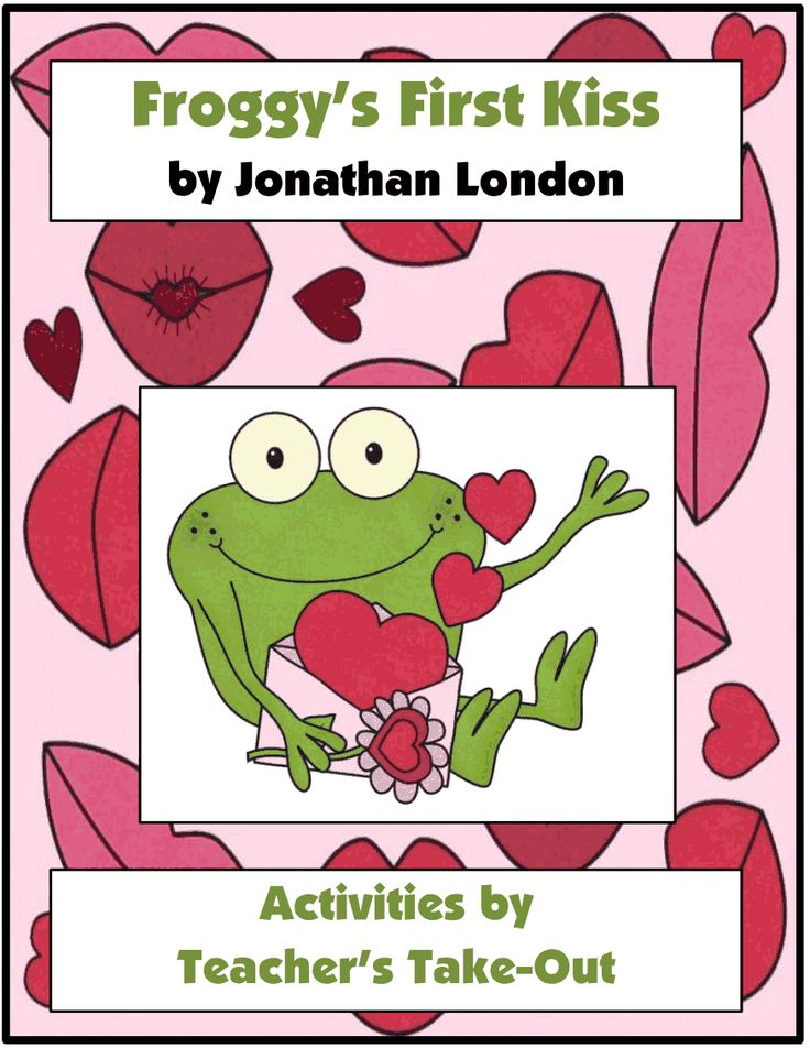 244 best Froggy books & activities to go along w the stories images ...