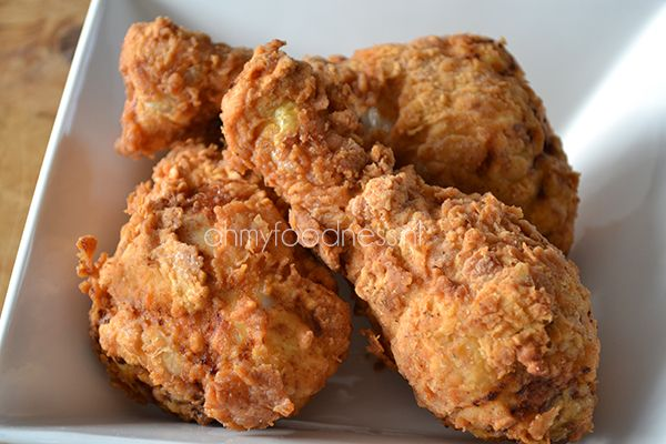 KFC krokante drumsticks