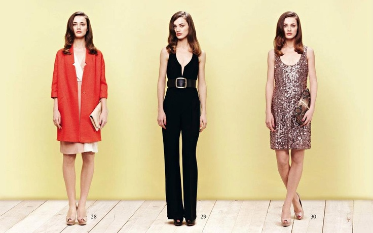 Wonderful spring collections