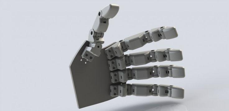 Sharebot e Open BioMedical Initiative: stampiamo la biomedica
