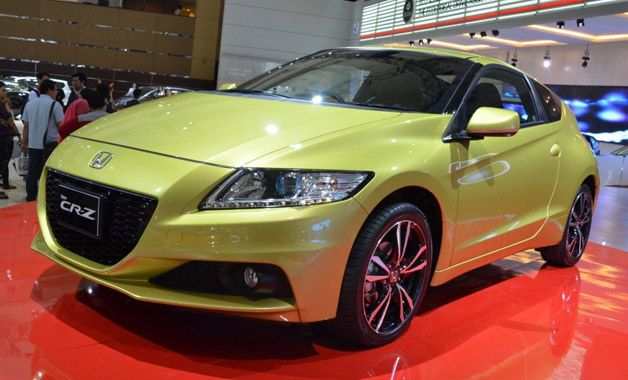 2013 Honda CR-Z Facelift