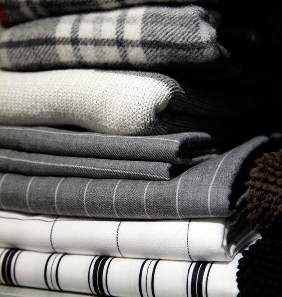 Hullaannu ja hurmaannu: Gantin kauniin syksyisiä tekstiilejä