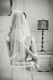Veils and Photography  #Bridal underwear #Brautunterwäsche