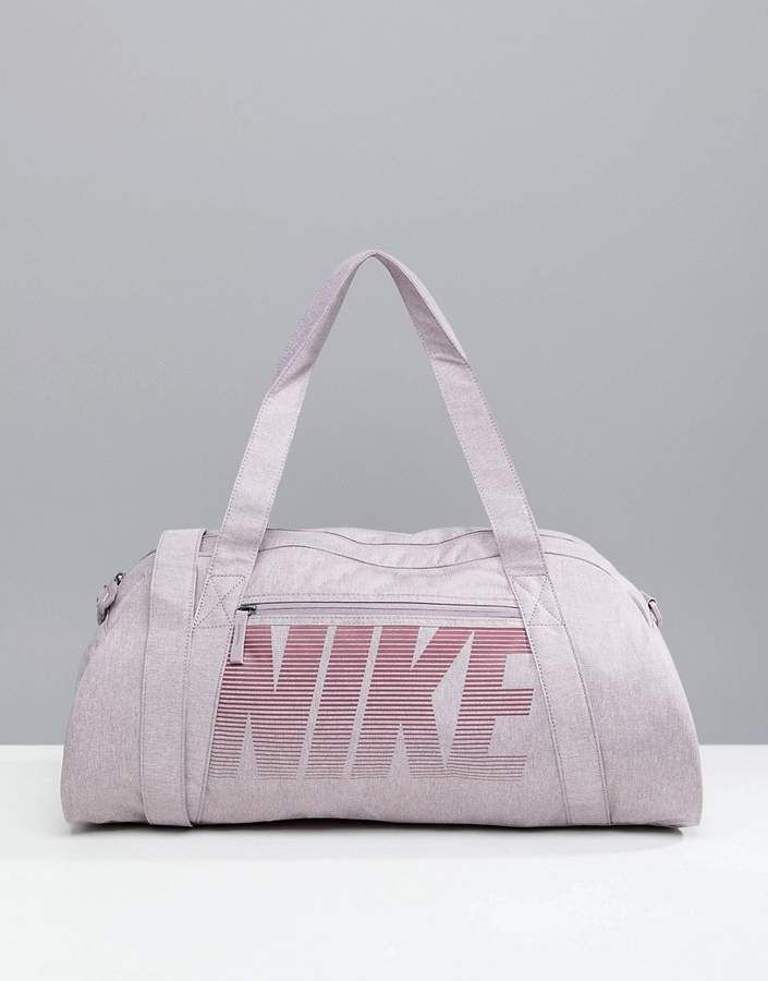 77049c95b05d Nike Training Nike Gym Club Training Duffel Bag In Pale Pink