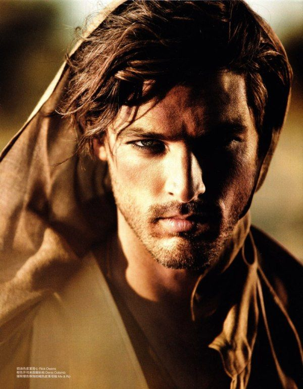 Gorgeous - inspiration for Dean...Ben Hill by Alexi Lubomirski | Desert Nomad